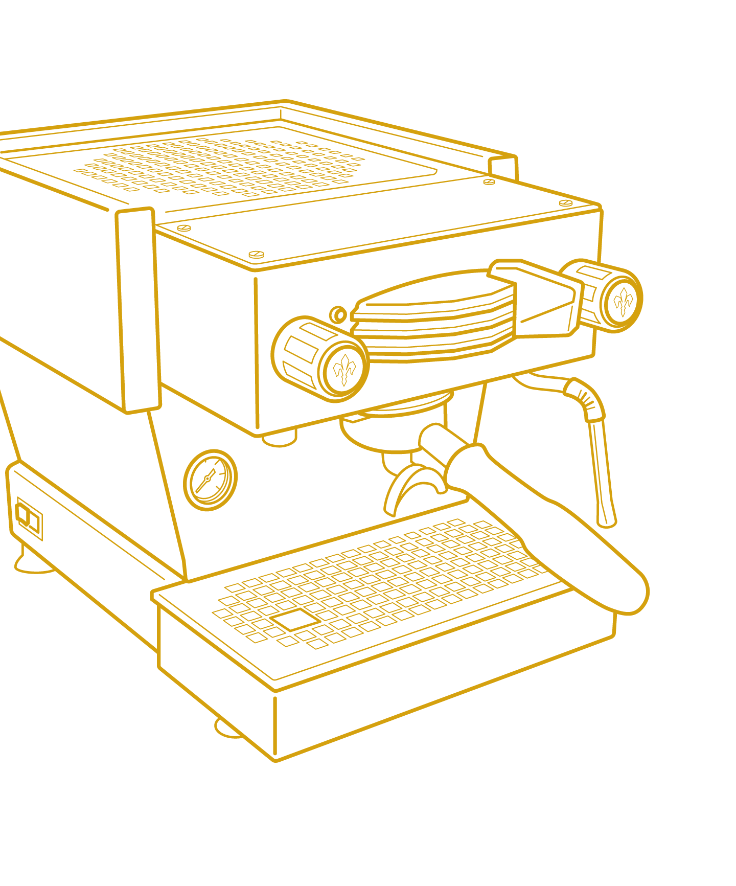 born from a classic | La Marzocco
